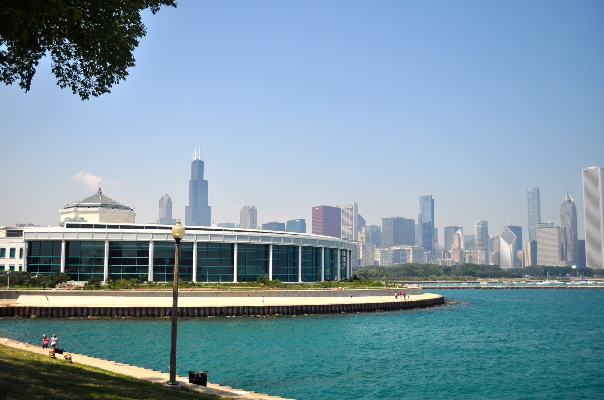 CTA and Metra to Shedd Aquarium