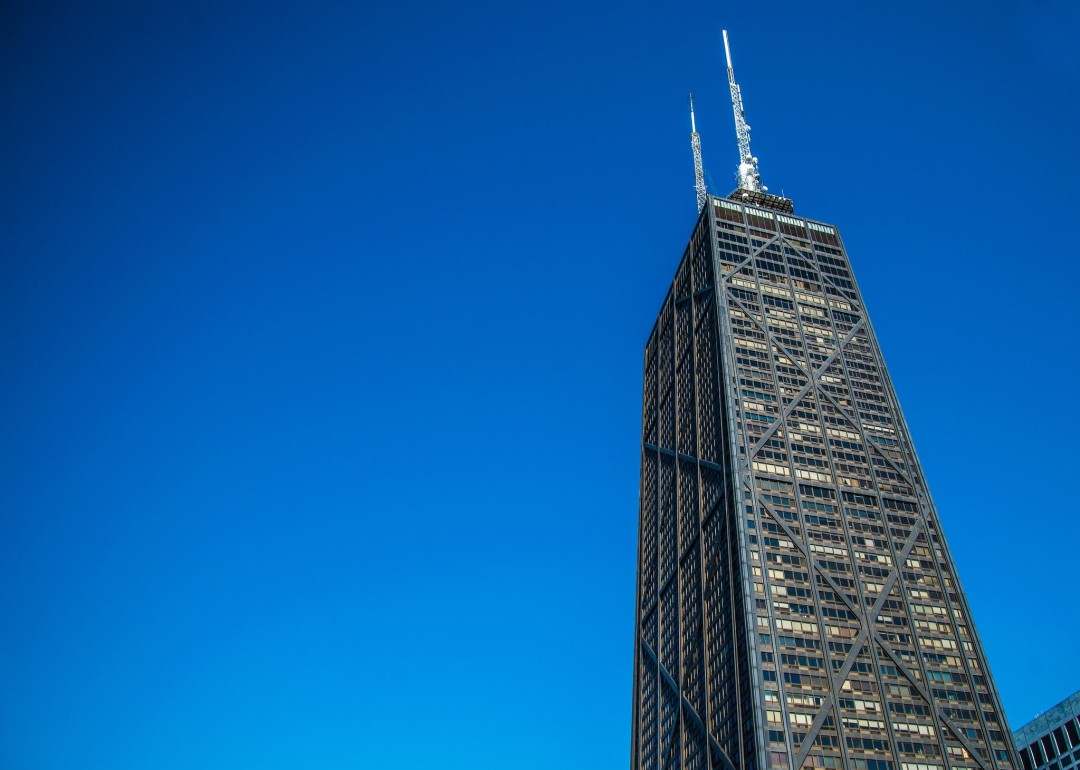 John Hancock Building Chicago