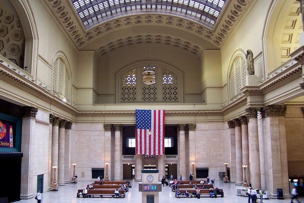 Chicago Union Station