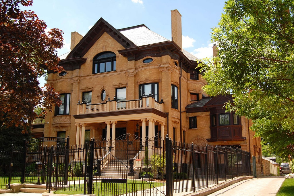 Hyde Park Chicago house