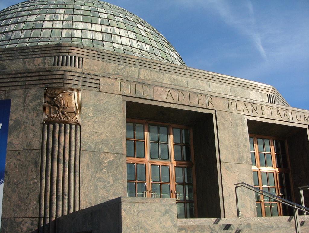 Adler Planetarium Chicago