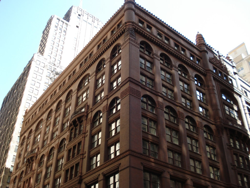 The Rookery Building Chicago