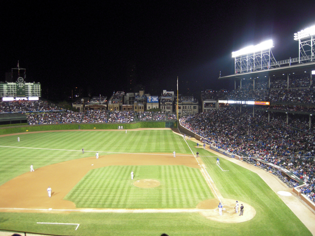 Wrigley Field World Series