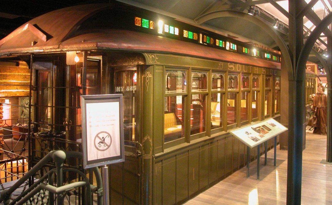 "Chicago History Museum ""L"" train"
