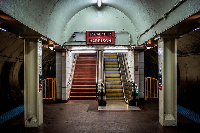 Harrison L Station