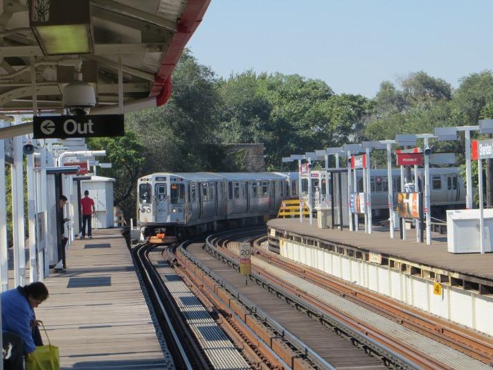 Sheridan CTA Station
