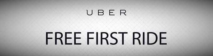 Uber free first ride
